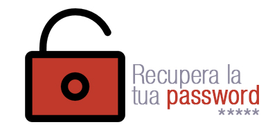 recupera la password del tuo account