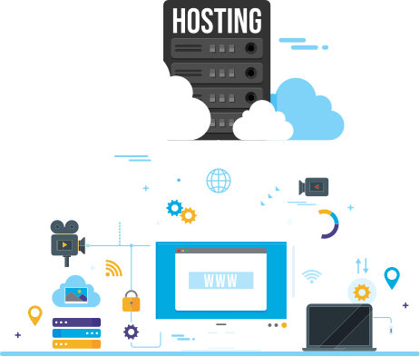Differenza tra dominio e hosting